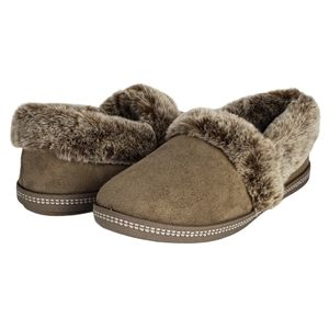NWT Skechers cozy campfire team toasty slippers